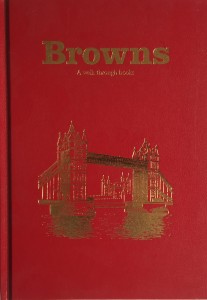 browns cover